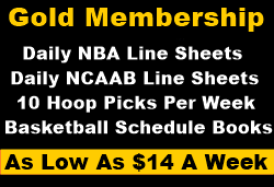 Gold Membership Hoops